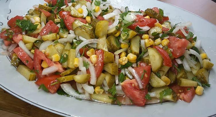 Turşu Salatası