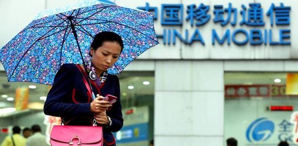 Sosyal Kredi Sistemi-Çin