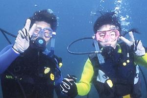 伊豆の体験ダイビング02
