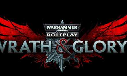 Warhammer 40K: New RPG in the making