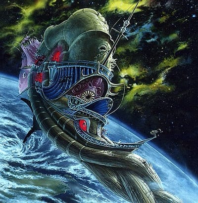 The curious tale of Spelljammer