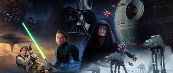 30 years of Star Wars RPG's