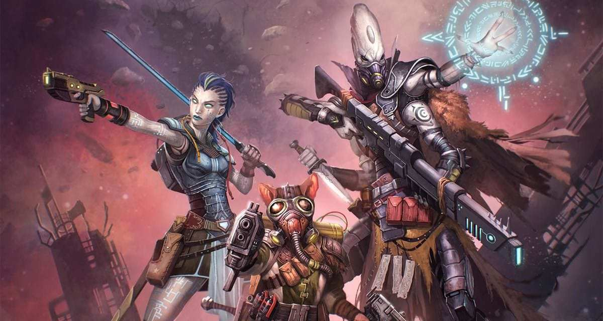 Starfinder: First Glance – Character Creation