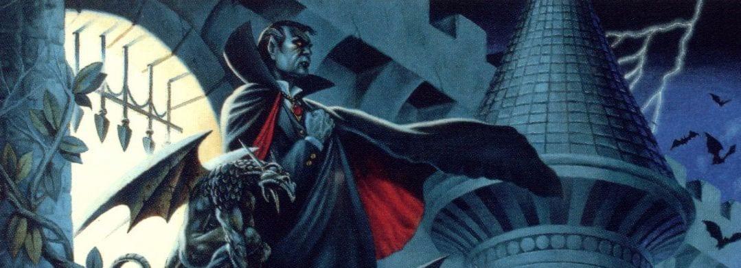 Ravenloft – Gothic Horror D&D setting