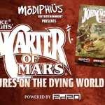 John Carter of Mars – Adventures on The Dying World of Barsoom