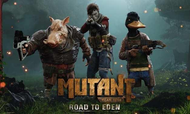 Mutant Year Zero game coming and massive discounts