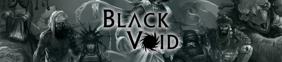 Black Void – A new Danish Fantasy RPG