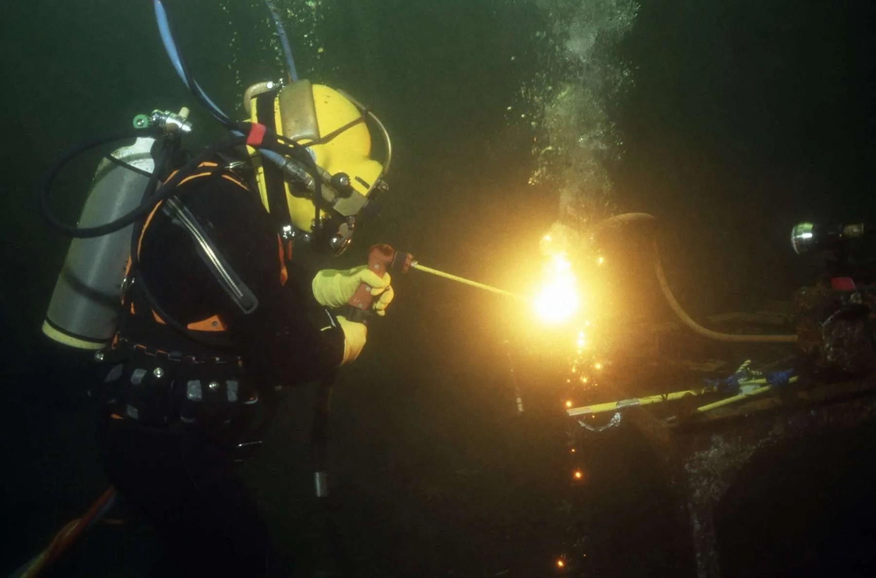 Get Underwater