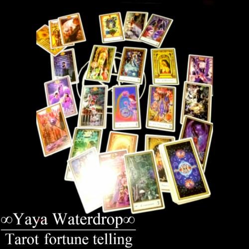 Yaya Waterdrop Tarot fortune telling アイコン画像〔タロット占い〕