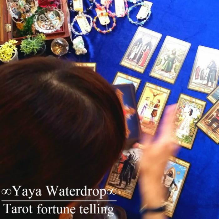 Yaya Waterdrop Tarot fortune telling アイコン画像〔占い鑑定〕
