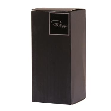 Philippi – Giorgio Black Leather 5 Piece Shoe Shine Kit in Presentation Gift Box