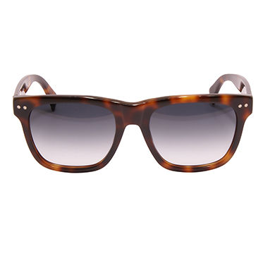 Tommy Hilfiger – Havana Brown Classic Sunglasses with Case