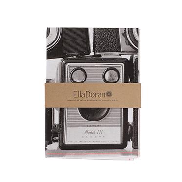 Ella Doran – Camera Stack Tea Towel