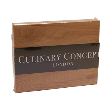 Culinary Concepts – Beech Wood 'G & T' Small Chopping Board