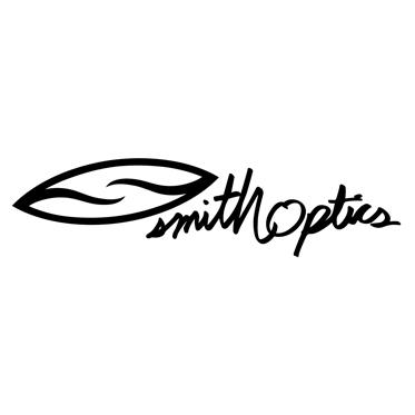 Smith – Shiny Black Brooklyn Classic Sunglasses