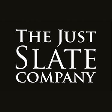 The Just Slate Company – Salmon Engraved Slate Table Runner
