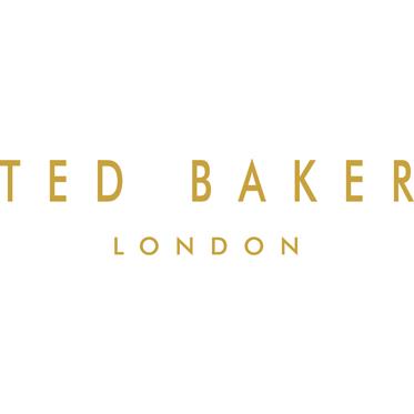 Ted Baker – Black Brogue Voyager's Hip Flask in Presentation Gift Box