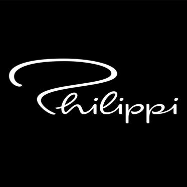 Philippi – Silver Wine Bottle STAND Holder in Presentation Gift Box
