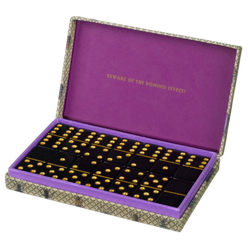 Ted Baker – Beetle Domino Set in Presentation Gift Box