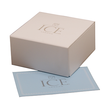 ICE London – Silver 8GB USB Man