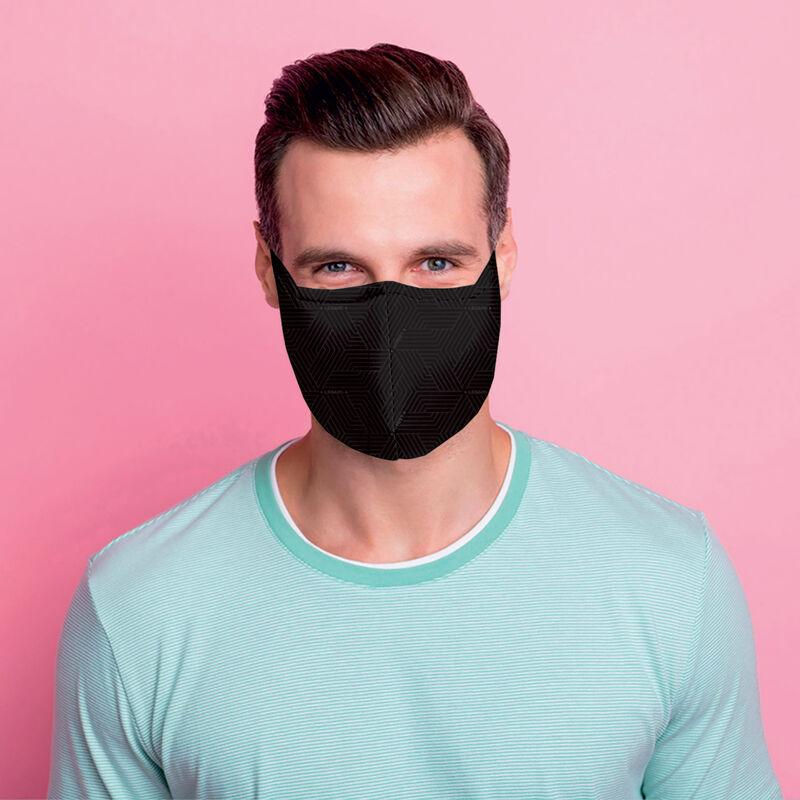 "Legami – What a Mask! ""Geometric"" Reusable Face Mask & Ocean Breeze Hand Gel"
