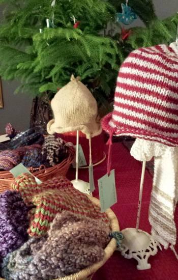 Knitting by Brette Barclay Barron