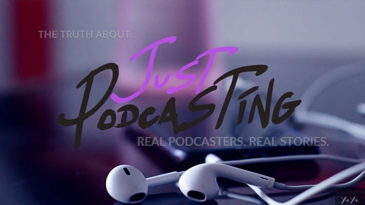 Just Podcasting Launching January 30, 2019