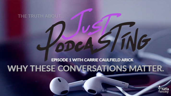 S1E1: Why These Conversations Matter