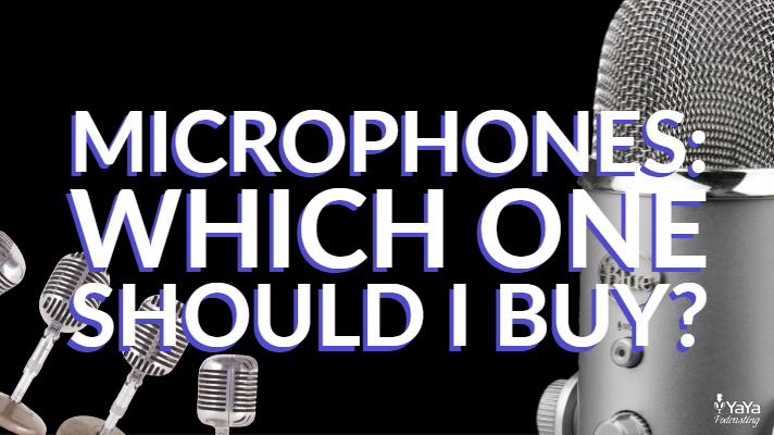 What Microphone Should I Buy for My Podcast?