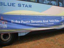 BUKA PUASA BERSAMA BRI DAN PRESIDEN SBY 18-08-2011