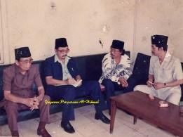 Yayasan Perguruan Al-Hikmah - Sketsa Jejak Waktu