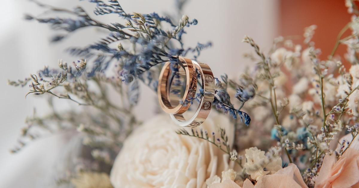 《婚戒》下半輩子的甜蜜圈套!我們的結婚對戒 – Cartier 卡地亞
