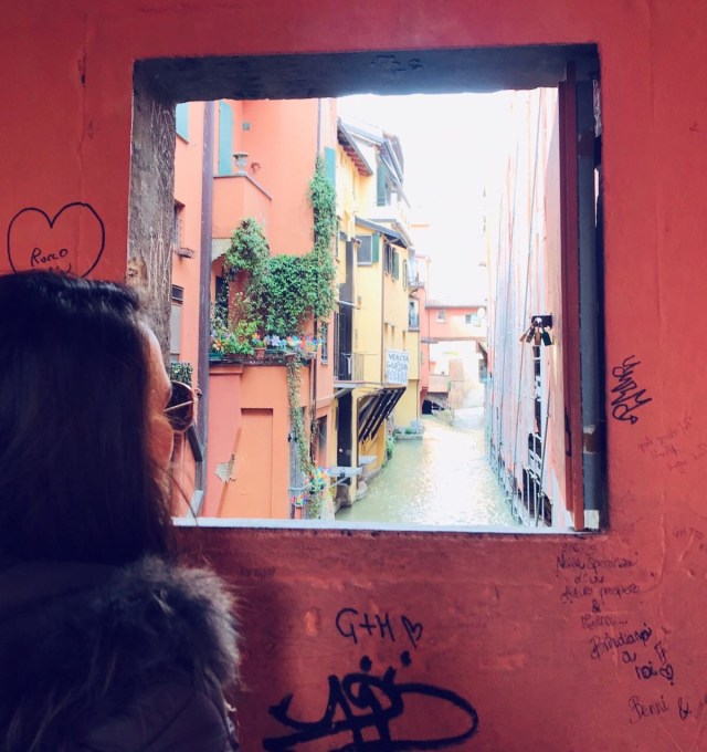 Bologna Küçük Venedik