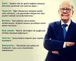Warren Buffett İle İlgili 15 İlginç Bilgi