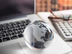 事務所の国際的イメージ