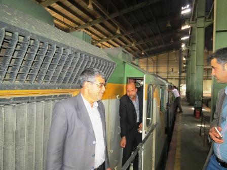 قیمت بلیط قطار طبس تهران