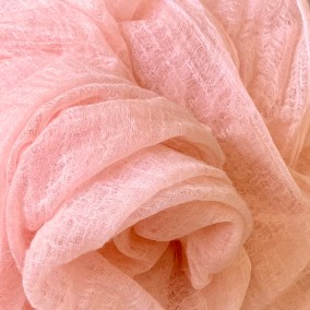 Yazemeenah Cashmere Shawl in Powder Pink