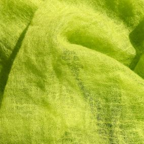 Yazemeenah Cashmere Shawl in Lime