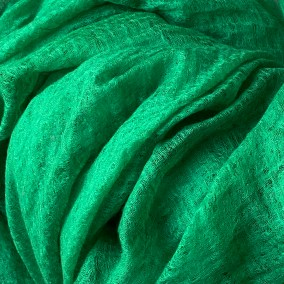 Yazemeenah Cashmere Shawl in Emerald