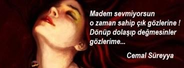 Cemal Süreyya -Yazı Aölyesi- Sözleri - şiirleri- (3)