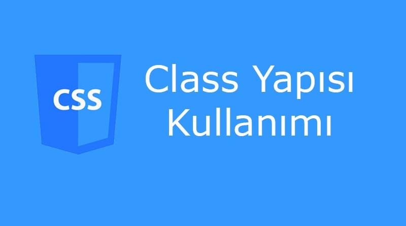 CSS Class