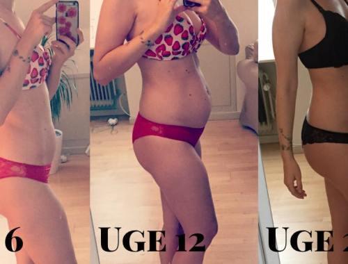 Gravidbilleder fra uge 23