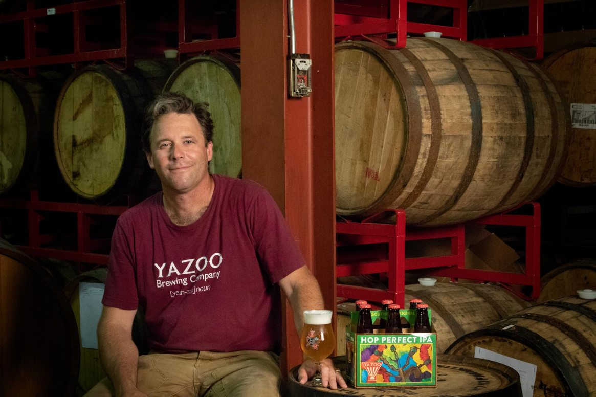 Linus Hall · Founder and Brewmaster