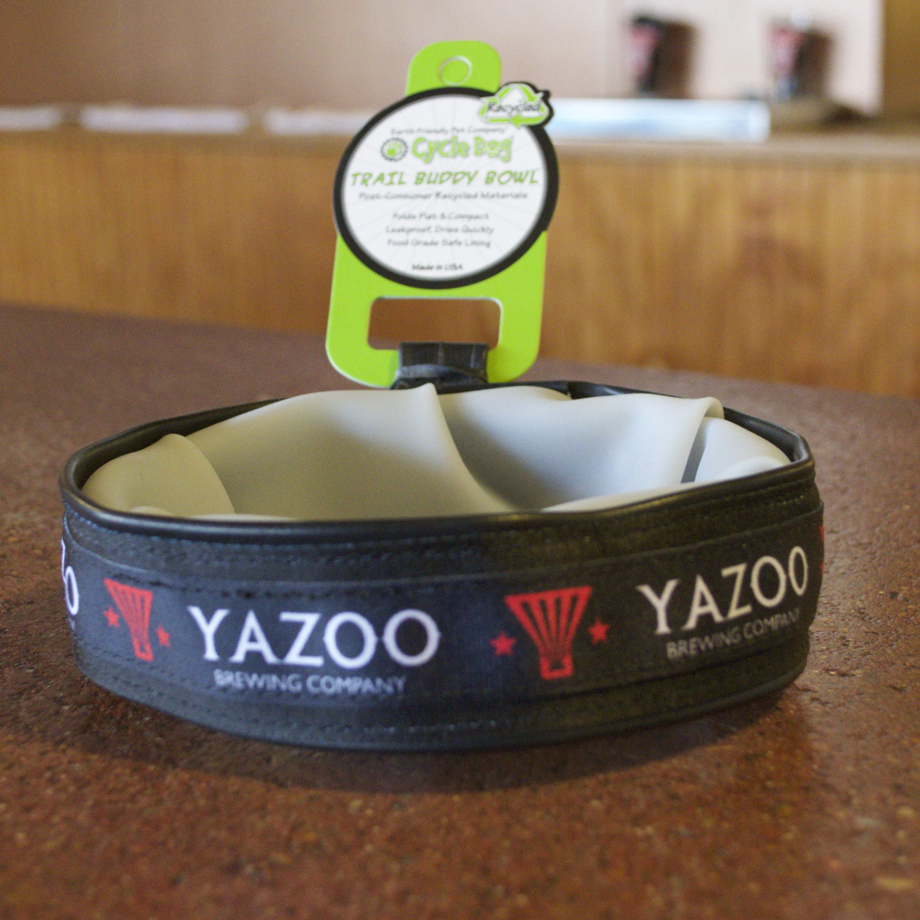 Yazoo Dog Bowl