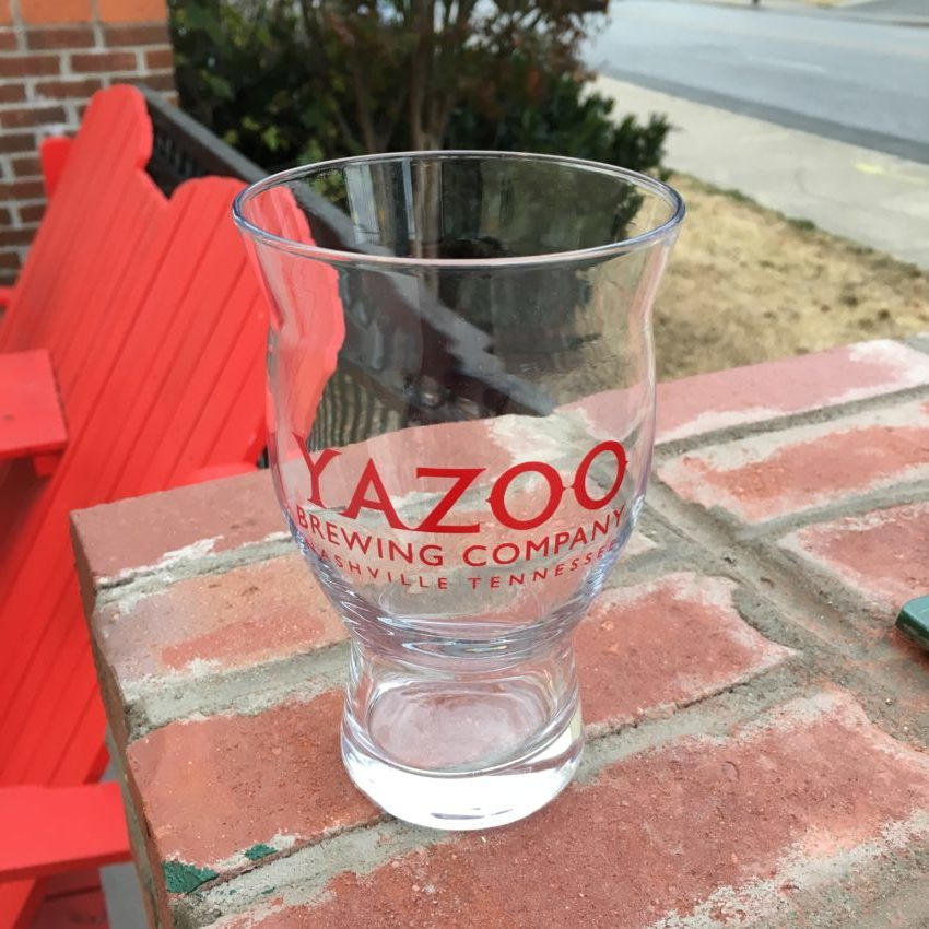 New Taproom Glass
