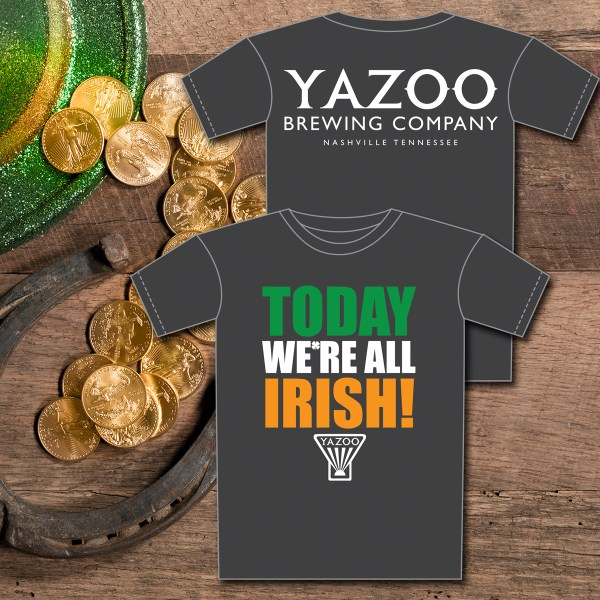 St. Patrick's Day 2019 Limited-Edition Tee (PRE-ORDER)