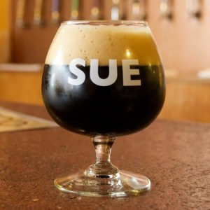 """Sue"" Snifter Glass"