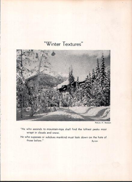 Explore 1955 Mt. Baker High School Yearbook, Deming WA ...