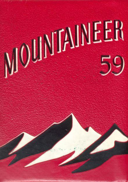 1959 Mt. Baker High School Yearbook Online, Deming WA ...