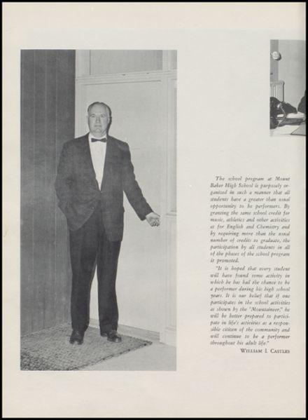 Explore 1962 Mt. Baker High School Yearbook, Deming WA ...